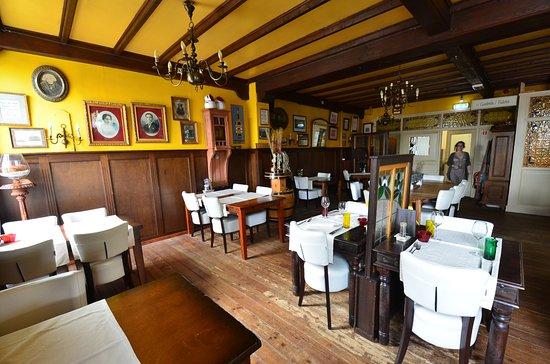 Erp, The Netherlands: La salle à manger