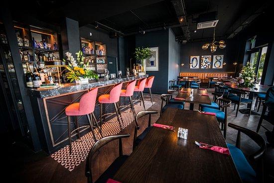 County Limerick, Ireland: Bar and Restaurant