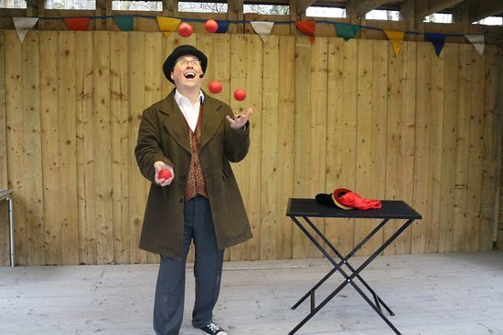 Y Felinheli, UK: Erwyd the Jester