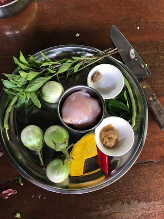 My Wok and Me: Ingredients for curry