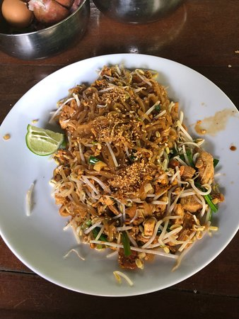 My Wok and Me: Pad Thai!