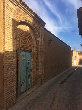 South Khorasan Province, إيران: Birjand, Historical house