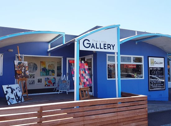 ‪The Little Gallery Whangamata‬