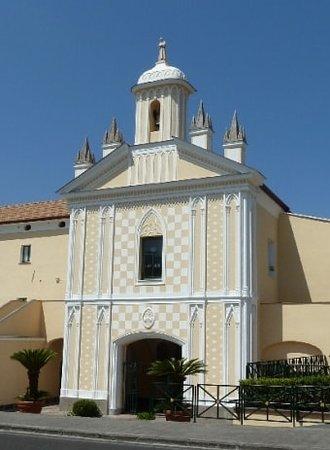 Sant'Agnello, Itálie: convento