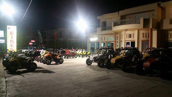Hotbikes