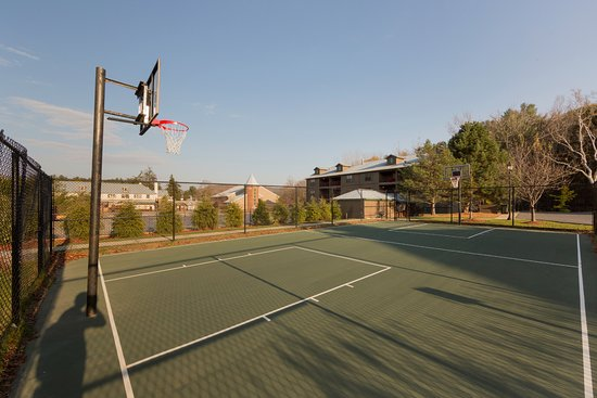Holiday Inn Club Vacations Oak Nu0027 Spruce Resort: Outdoor Basketball Court