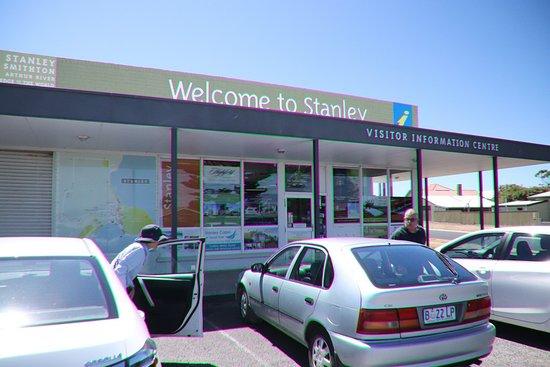 Stanley Visitor Information Centre