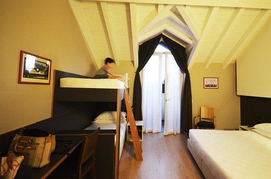 Casorate Sempione, Italy: triple room