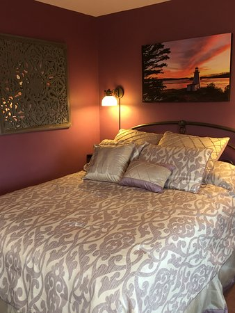 Bocabec, Canada: Our Bayview Room