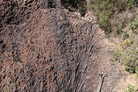 Canton, Carolina del Norte: The rock formation