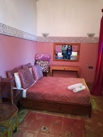 Ryad Zahraa: Notre chambre