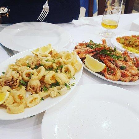 Ain Benian, Αλγερία: Restaurant Chez Sauveur