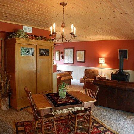Washington, TX: The Texan suite