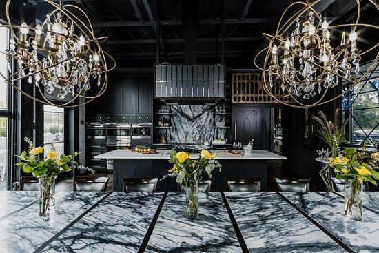 สตรองสวิลล์, โอไฮโอ: Demonstration Kitchen for Cooking Classes and Private Events