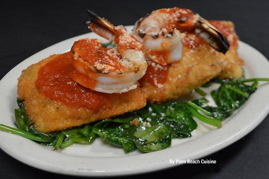 Juno Beach, FL: Fried Ravioli and Shrimp App.