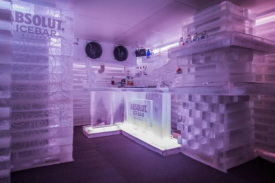 ‪Absolut Ice Bar‬