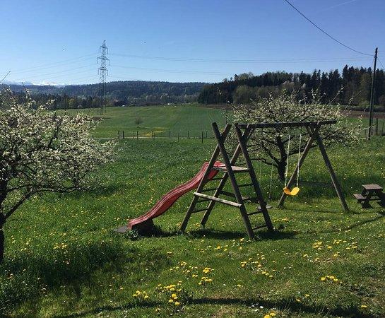 Besenbeiz Rotblattstübli: Spielplatz