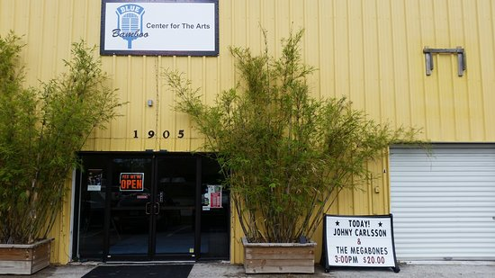 Winter Park, FL: Blue Bamboo Center For The Arts - Jazz Heaven!