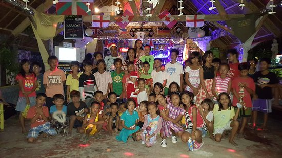 Volunteer For The Visayans 2020 Christmas Party Sponsored Children Kids Charity Christmas Party   Picture of Ato Ni Bai, Karaoke Bar
