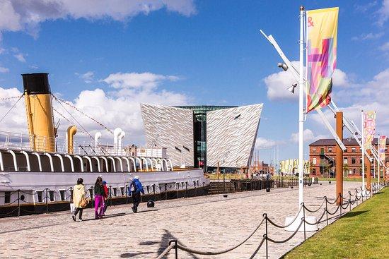 Belfast, UK: Titanic and SS Nomadic