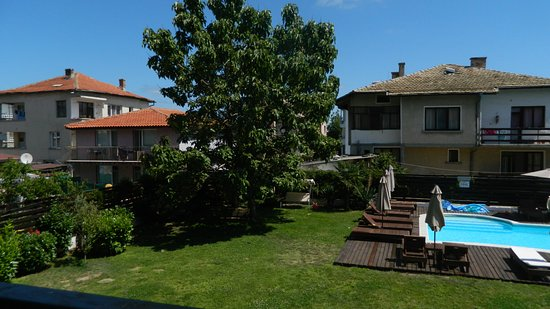 Entrance - Picture of Venti Club Aparthotel, Lozenets - Tripadvisor