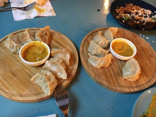 Feltham, UK: dumplings