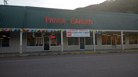 Mountain City, TN: Main Entrance