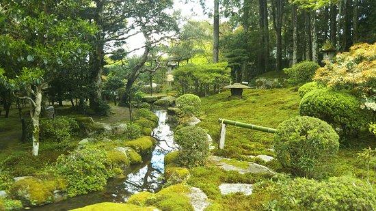 Kyu Chikurinin Garden