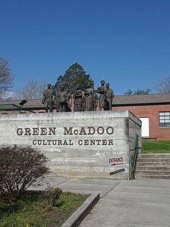 Green McAdoo Cultural Center: 20180418_102437_large.jpg