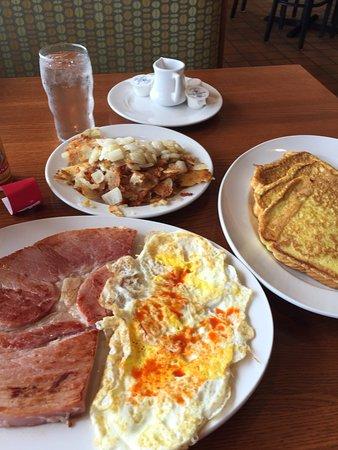 Itasca, Ιλινόις: Homemade Ham off the bone