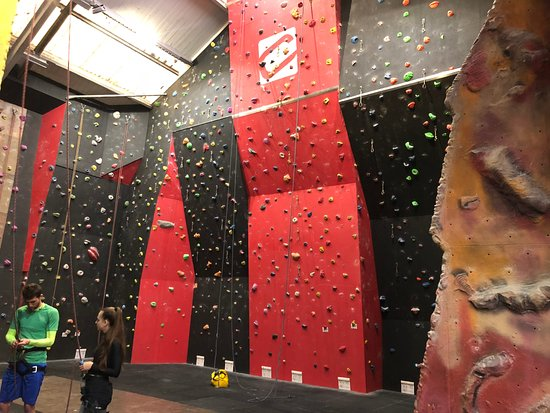 Creation Climbing Centre