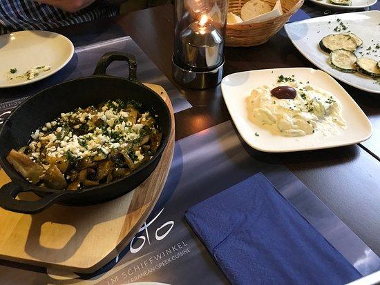 Herdecke, Alemania: Små portioner