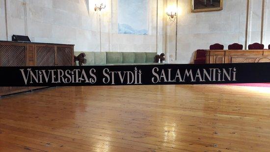 Universidad de Salamanca: Lo más repedito de la visita, una gran decepción.