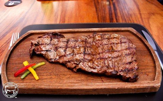 Asador La Vaca Argentina: Carne de calidad