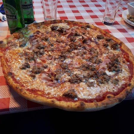 Los Arenales del Sol, Spain: Sa s est de la pizza