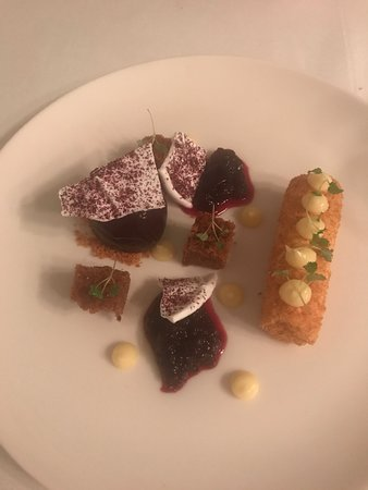 The Dining Room: Perfect Dessert