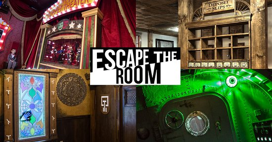 ‪Escape the Room Albuquerque‬