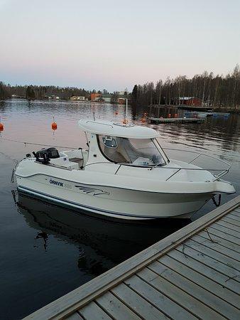 แครมฟอร์ส, สวีเดน: Båten