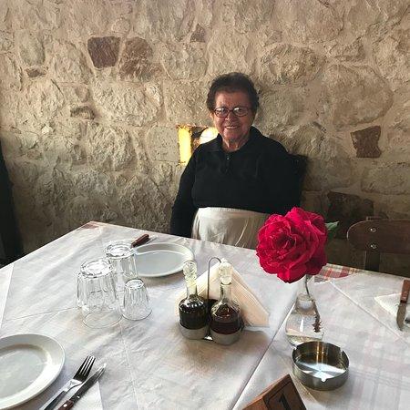 Χωραφάκια, Ελλάδα: Grandma Irene