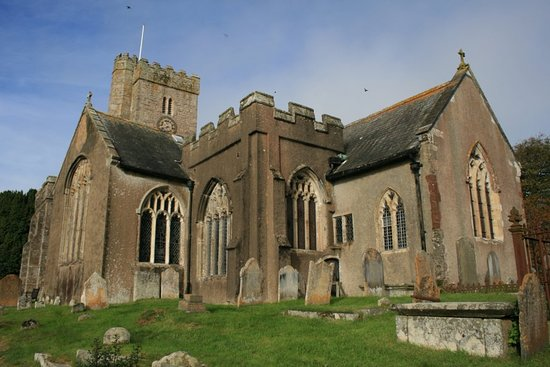 Newton Abbot, UK: St Michael's Church, Ilsington