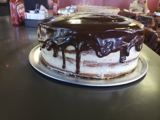 Oldsmar, FL: Boston cream pie