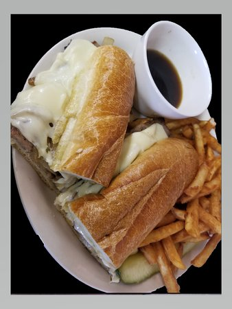 Eagleville, PA: Our French Dip