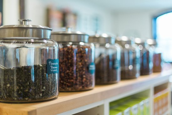 Whately, MA: Tea Guys store