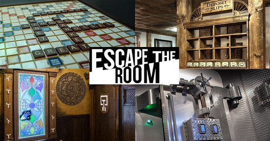 ‪Escape the Room Dallas‬