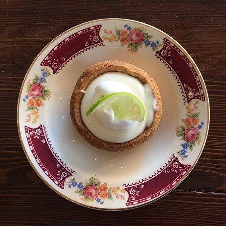 Saint Paul, Wirginia: Delicious Dessert Tart