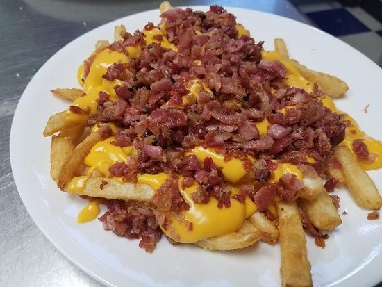 Cotter, AR: Bacon Cheese Fries