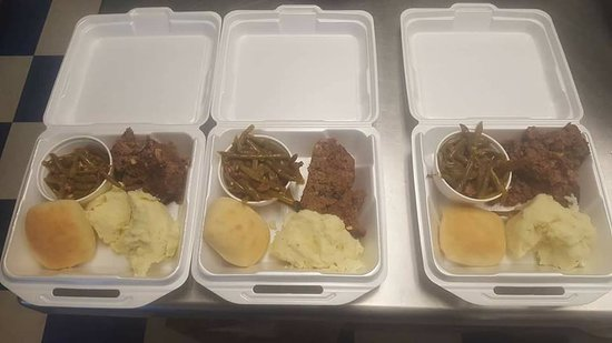 Cotter, AR: Smoked Meatloaf Wednesday Only