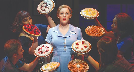 ‪Waitress The Musical‬