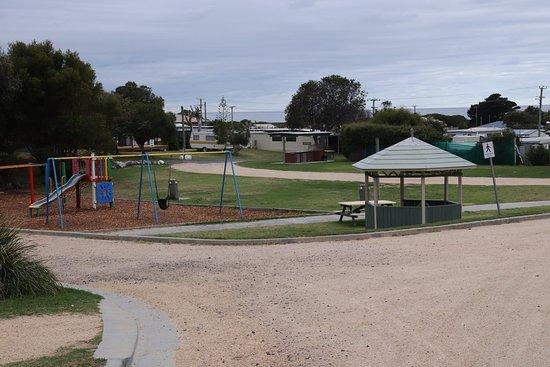 Scamander, Australia: The playground