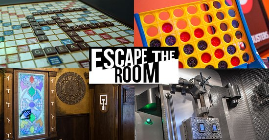 ‪Escape the Room Indy‬